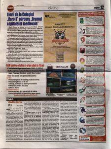Ziarul Evenimentul Muscelean